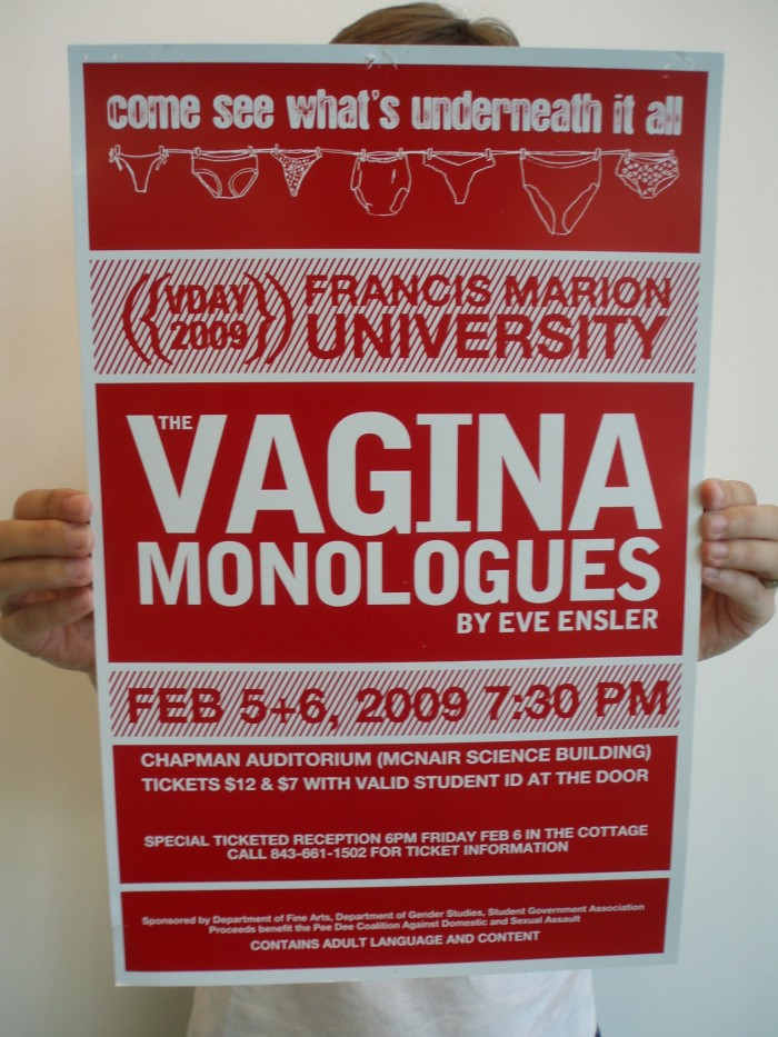 Vagina Monologues poster