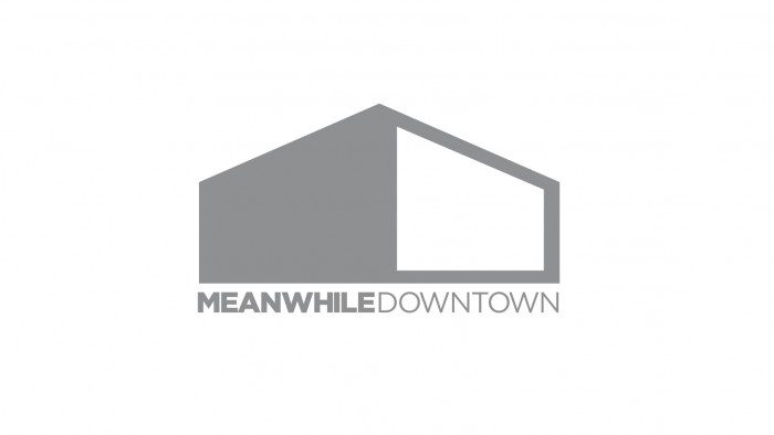 MeanwhileDowntown project branding