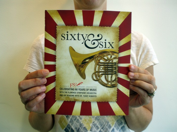 Florence Symphoy Orchestra // Sixty and Six Program