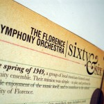 Florence Symphoy Orchestra // Sixty and Six Mailer